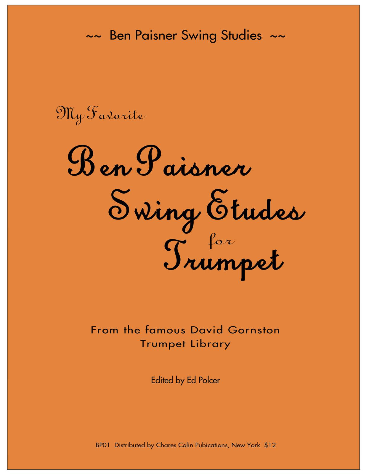 Swing Etudes for Trumpet