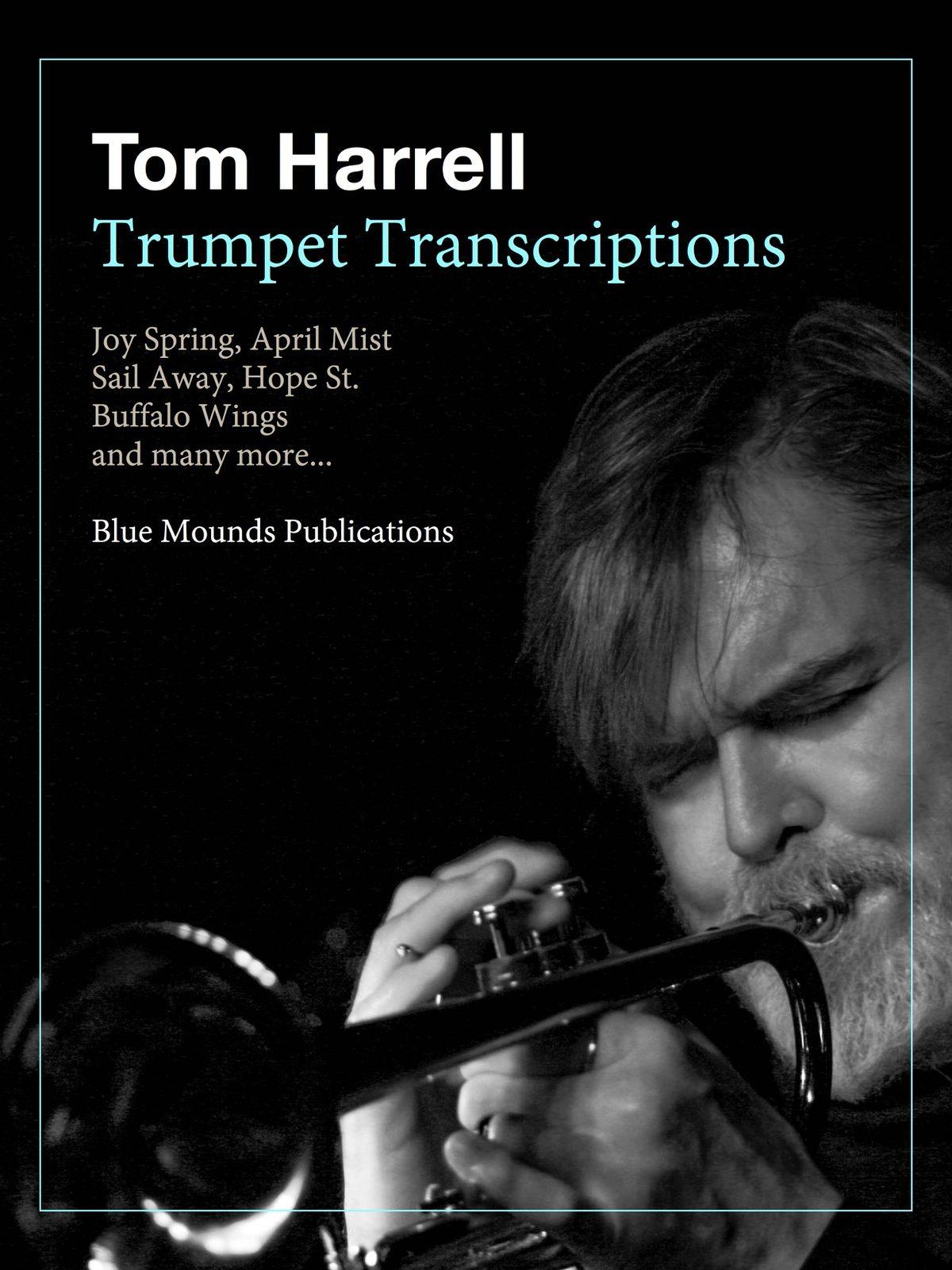 Tom Harrell Trumpet Transcriptions